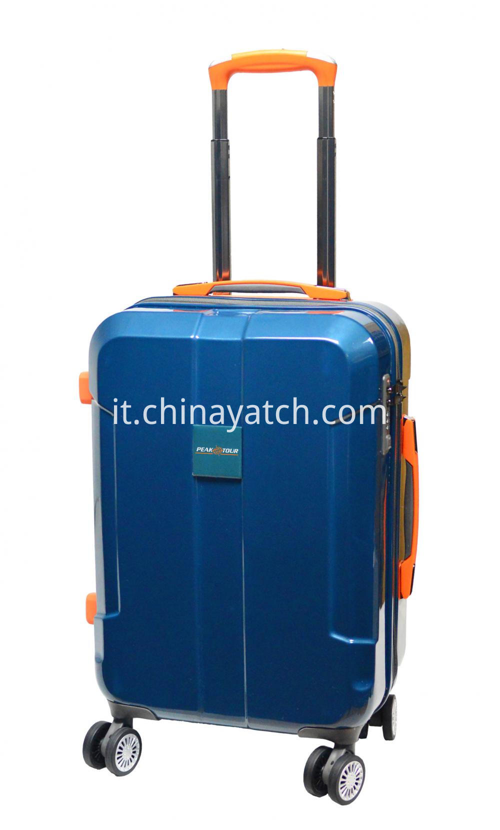 Comfortable TPR Handle Luggage
