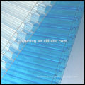 10-16mm honeycomb polycarbonate sheet construction material UV protection