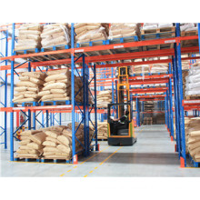 Selective Pallet Racking for Warehoue Storage