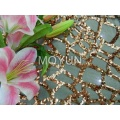Fashion Gold Sequin Embroidery