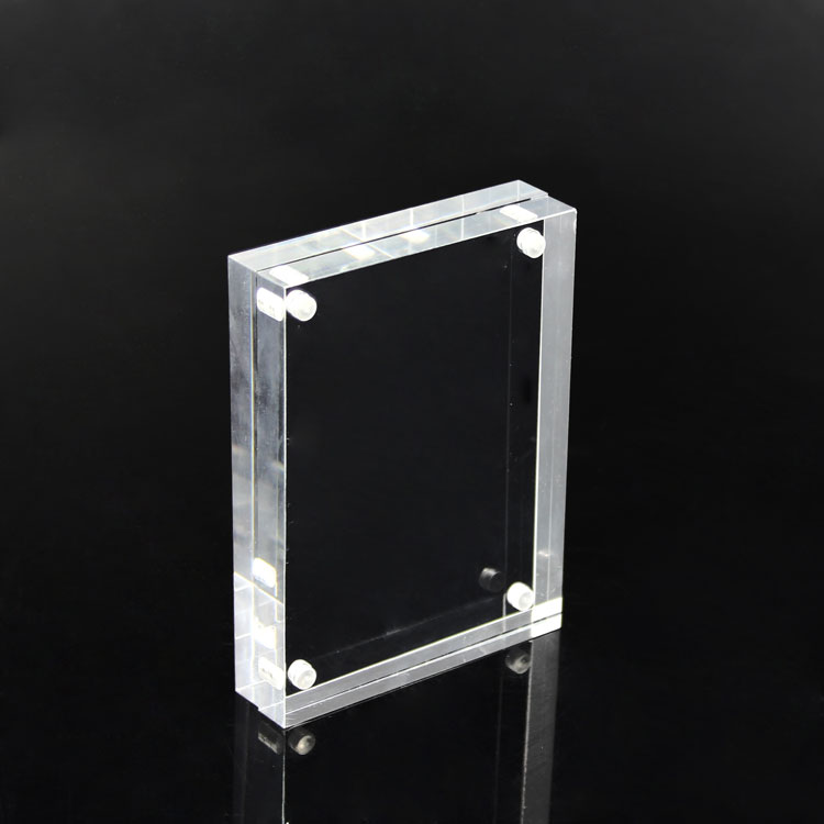 High Quality Clear Acrylic Photo Frame