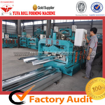High-end Steel Floor Deck Forming Machine For Metal Building