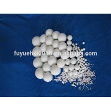Bolas de alumina ativadas Al2O3 para tratamento de água na China