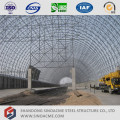 Steel Space Frame Structure Train Parking