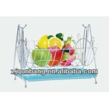 Refinement metal cradle Fruit Basket & Fruit plate