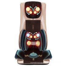 Electric Luxury Body Care Shiatsu Neck Massage Cushion With Tappers