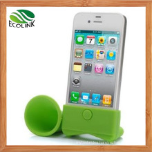 Silicone Horn Speaker Mobile Accessories for iPhone 6