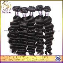 5 класс человеческих волос стиль Yaki перуанский волосы связки