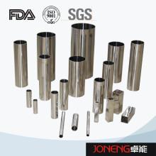 Tubes sans soudure sanitaires à haute qualité en acier inoxydable (JN-PT1001)