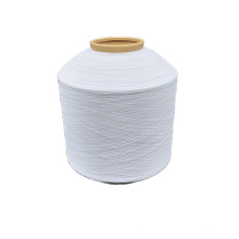 100%polyester recycle 100d36f dty recycled polyester yarn recycled blanket yarn