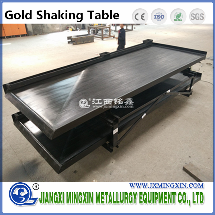 Minería Gold 6-S Shaking Table
