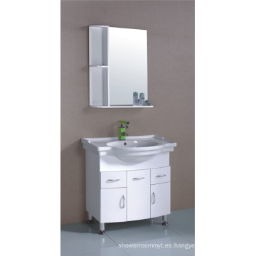 Muebles del gabinete de cuarto de baño del PVC 80cm (B-518)