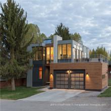 (WL-4) Chine Prefab modulaire Luxe maison étagère / Prefab Living Villa