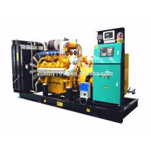 Generador de biogás