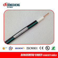 Rg59+2X0.5 Power Rg59 Siamese Coaxial Cable
