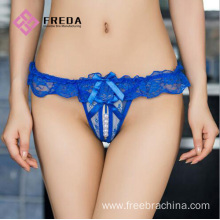 Best quality and factory for Lace Sexy Thongs best lace womens thong panties underwear supply to Russian Federation Manufacturers