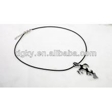 Крест-ожерелье из нержавеющей стали для мужчин