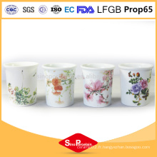 Bougies en céramique à bas prix CIQ Eco-Friendly