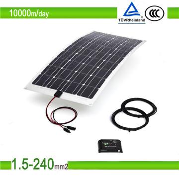 TÜV-Zertifizierung verzinntes Kupferdraht-Solar-PV-Kabel / Solarkabel 6 mm2