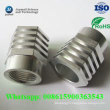 Customized Aluminum Die Casting CNC Turning Nut