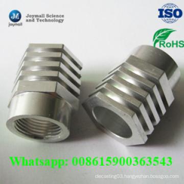 Customized Aluminum Die Casting CNC Turning Nut