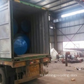 Lanning Plastic Machine Recycle Waste
