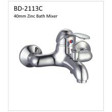 Bd2113c 40mm Single Lever Zinc Bath Faucet