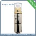 high grade unique design empty container for cosmetics plastic bottle manufacturers