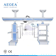 AG-18C-2 Double arm operating room hang surgical icu medical bridge pendant