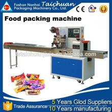TCZB-250B Vollautomatischer Power Bar Wrapper Preis für Lebensmittel Fabrik Geschäft