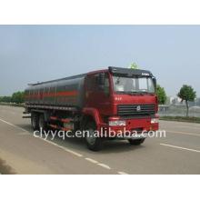 ZZ camión cisterna 6 * 4 químico