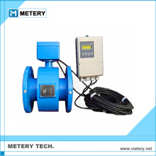 Electromagnetic water pipe flow meter gauge china