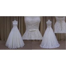 A-Line Design Sweetheart Wedding Dress