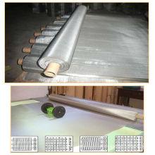 El acoplamiento de alambre de acero inoxidable ultra fino caliente de la venta 304 300 micrones (realmente fábrica)