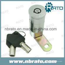 Tubular Key Electrical Switch Lock