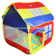 2014 hot sale children playing tent, available in various color, OEM orders are welcome