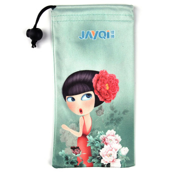 Microfiber Cellphone Pouch with LOGO Printing