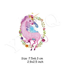 Clothing Small Size Heat Transfer embroidery patch