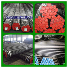 din 1629 st52.3 seamless steel pipe