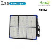 5000K 1080W 140LM ​​/ W LED FloodLighting