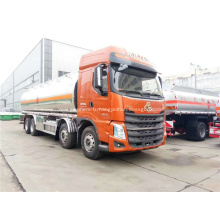 8x4 camion-citerne pour le transport de pétrole