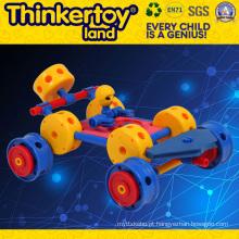 Brinquedos Criativos Bloco de Construção para Crianças Brinquedos Educativos
