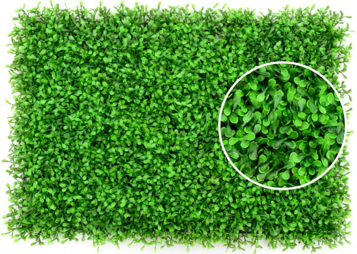 Greenery Vertical Garden Wall Artificial Fence Covering
