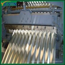 Chapa metálica ondulada / chapa de acero recubierta / chapa de metal