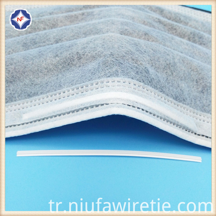 Plastic Single Core Nose Wire