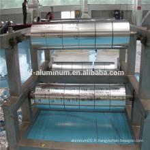 Lamelle en aluminium mousse 6 microns 1235 pour laminage Vente chaude