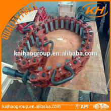 Abrazadera de seguridad del collar del taladro China manufacture Dongying KH