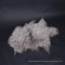 2018 Wholesale upholstery Tibetan Mongolian Lamb Fur Sheep SKin