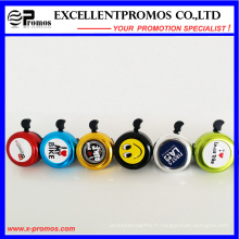 Nouveau style Outdoor Lovely Sticker Colorful Bicycle Bell (EP-B59151)