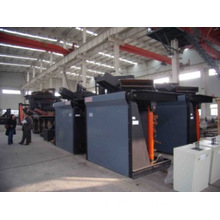 Medium-frequency coreless Induction Furnace